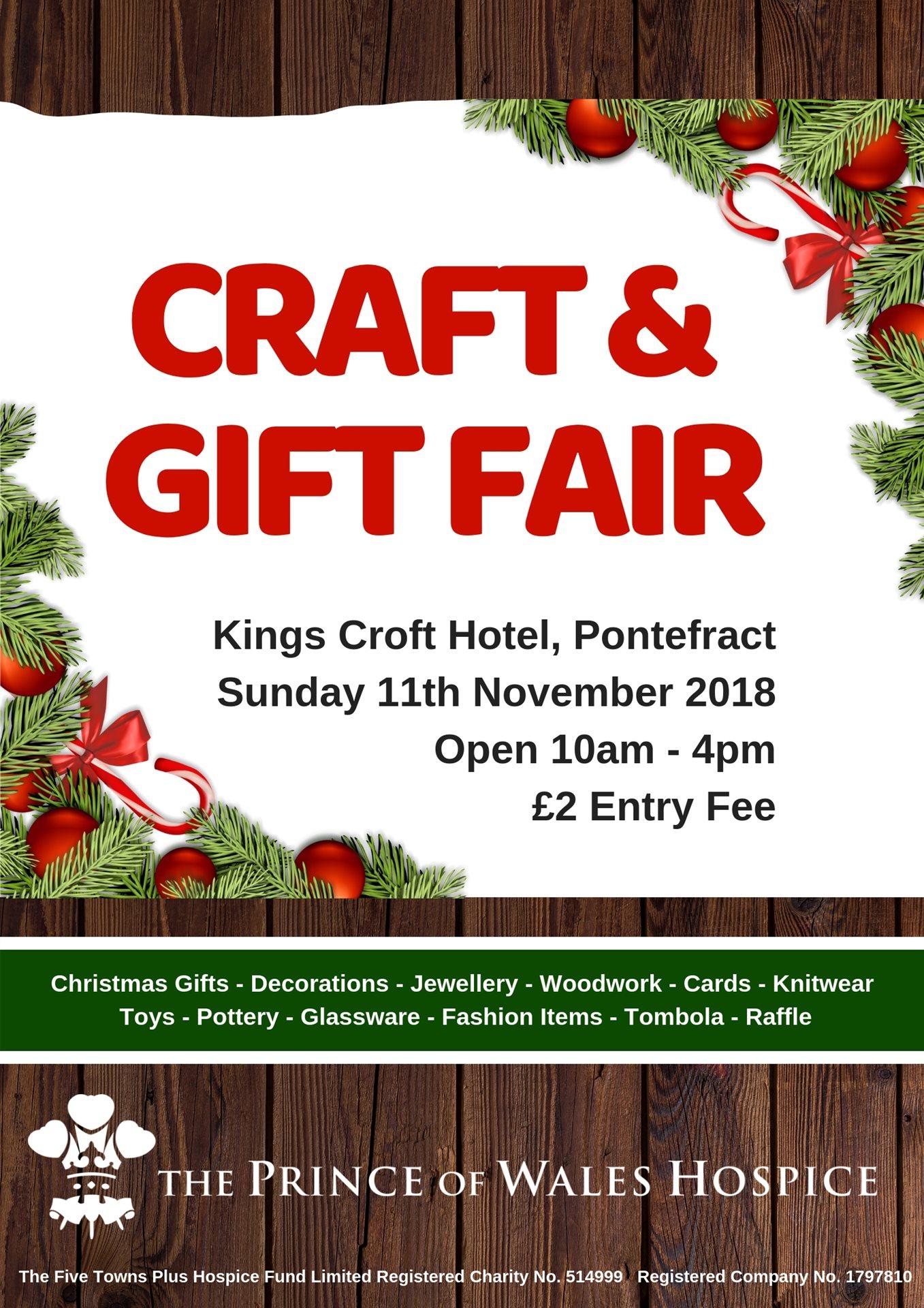 Christmas Craft Fair Wales