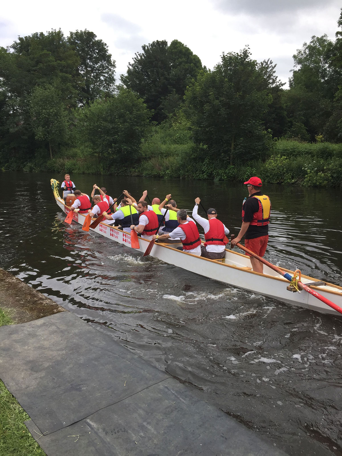 Knottingley Dragon Boat Festival