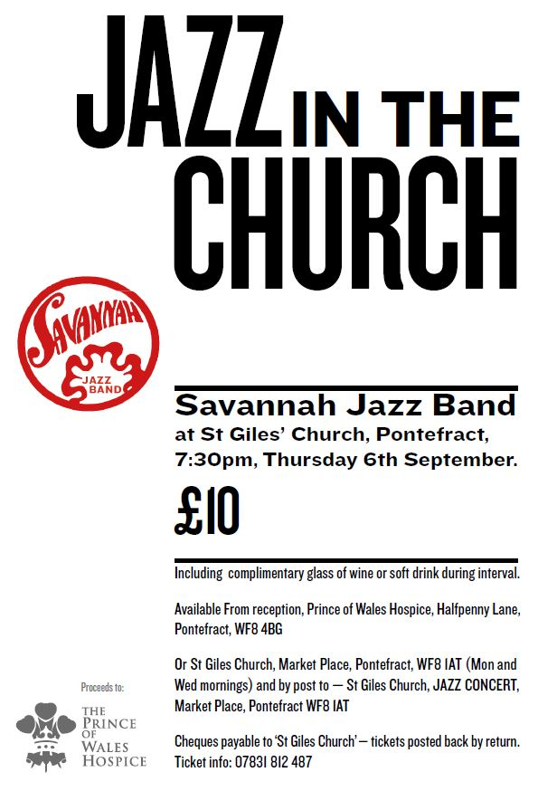 Jazz in the Church