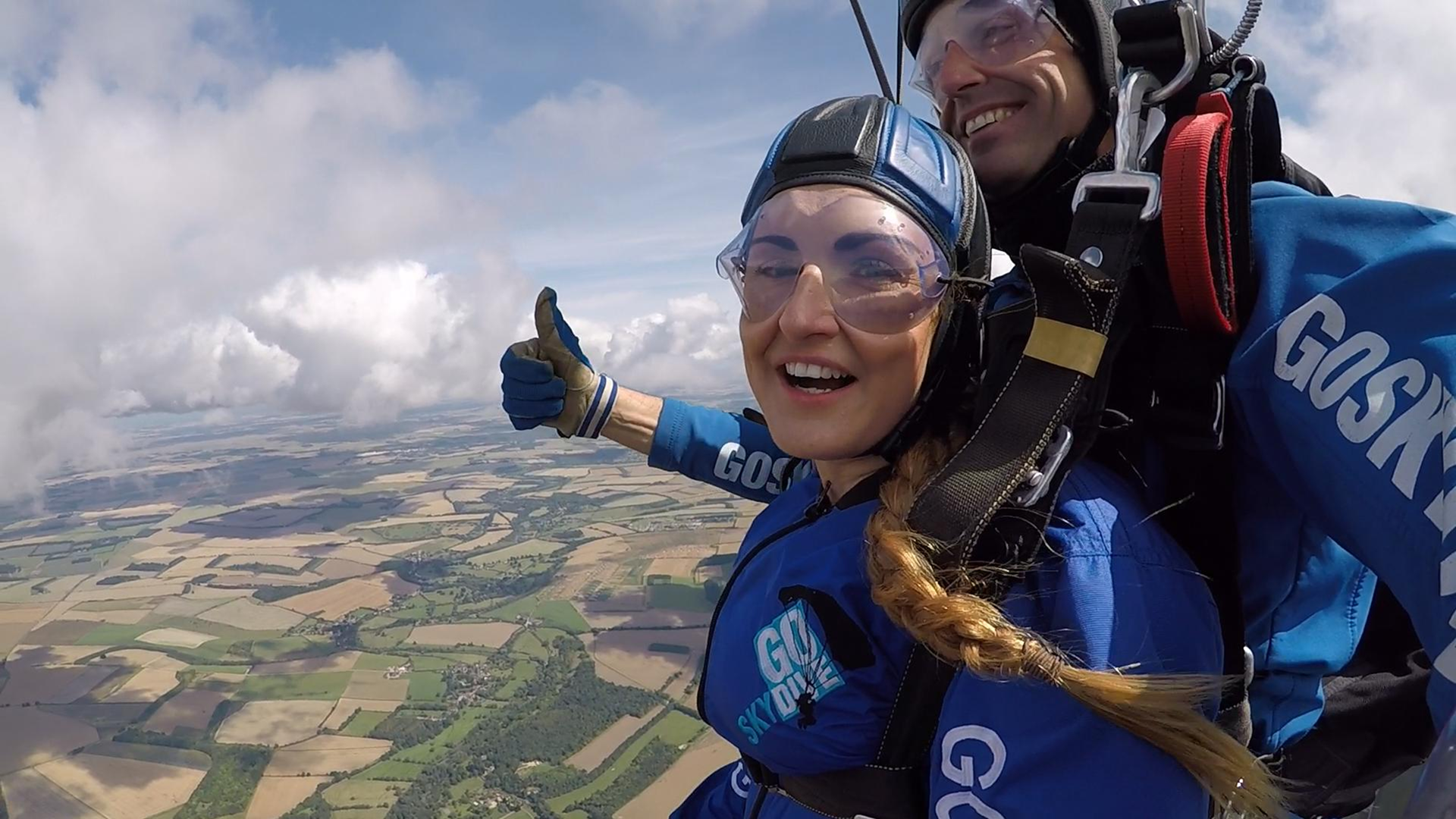 Skydive July 2019