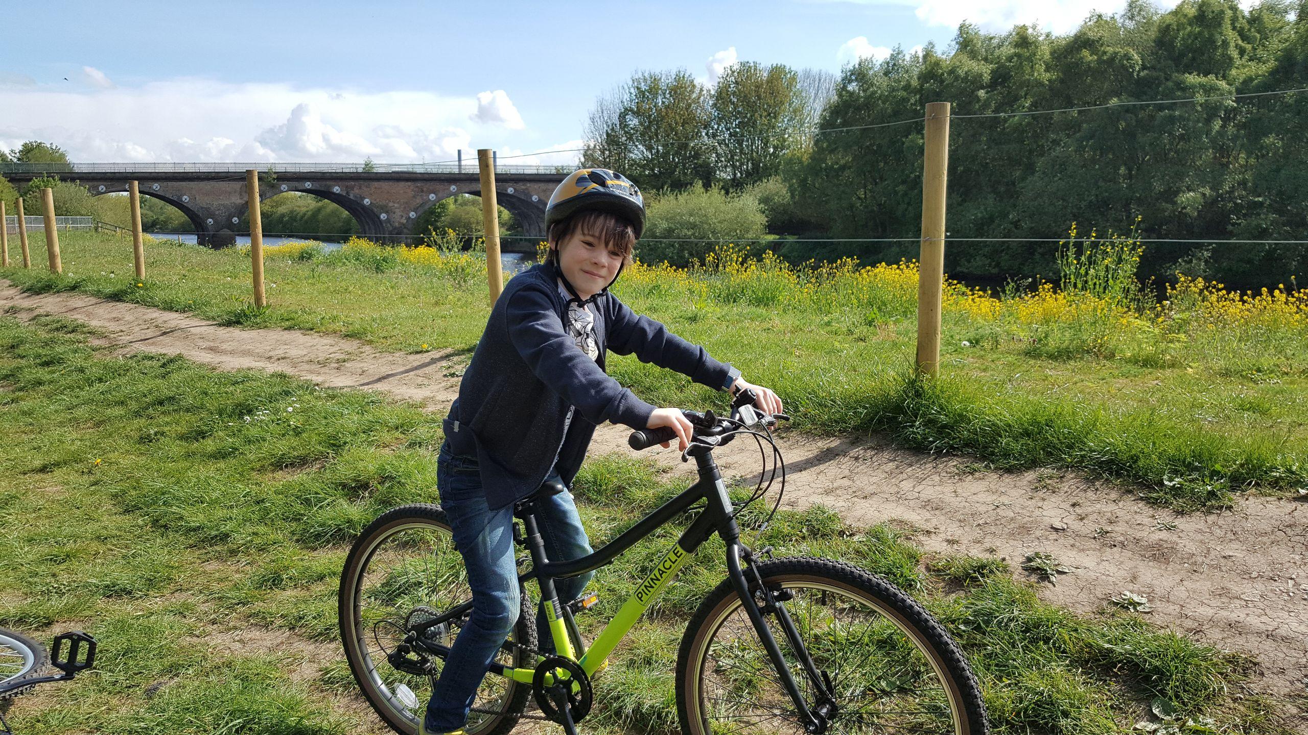 The Conroys Go Cycling
