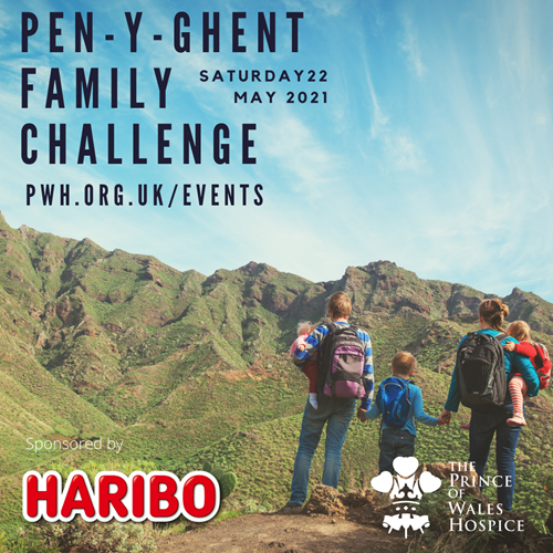 The Haribo Pen-Y-Ghent Family Challenge