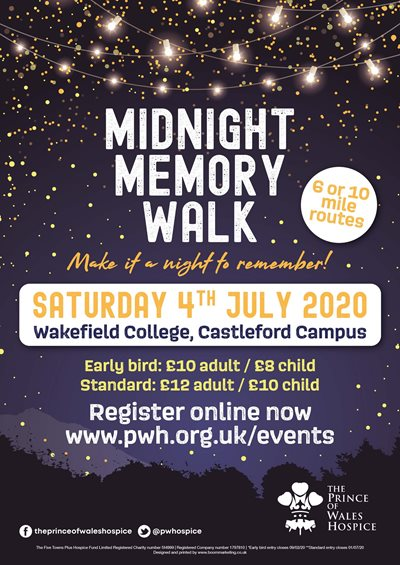 Midnight Memory Walk