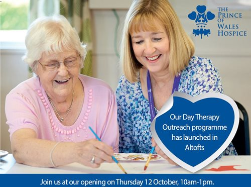 Hospice care launches in Altofts